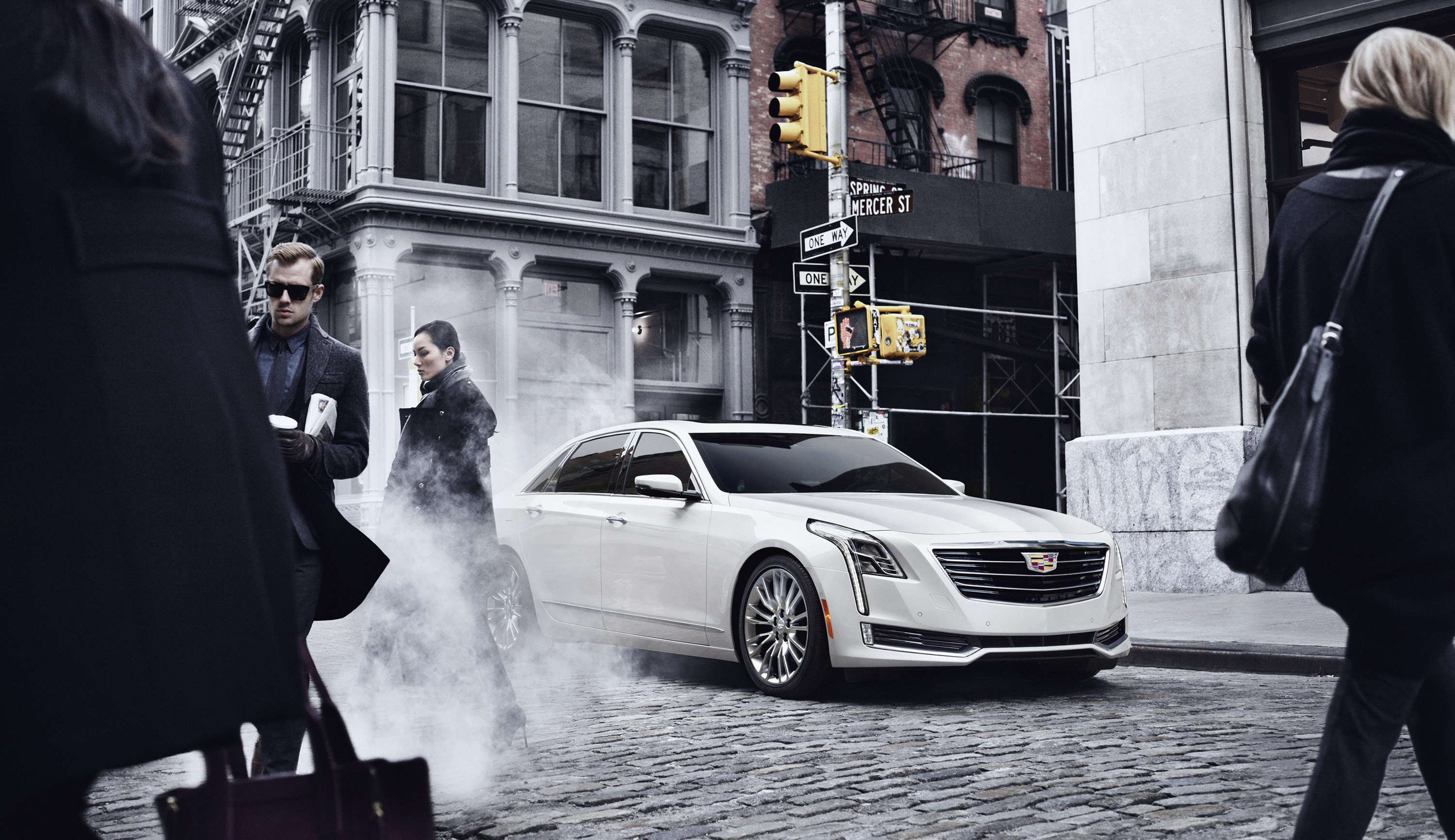 First Cadillac Ct6 Will Be Auctioned For Charity Top Speed Yamaha Sxr 700 Wiring Harness