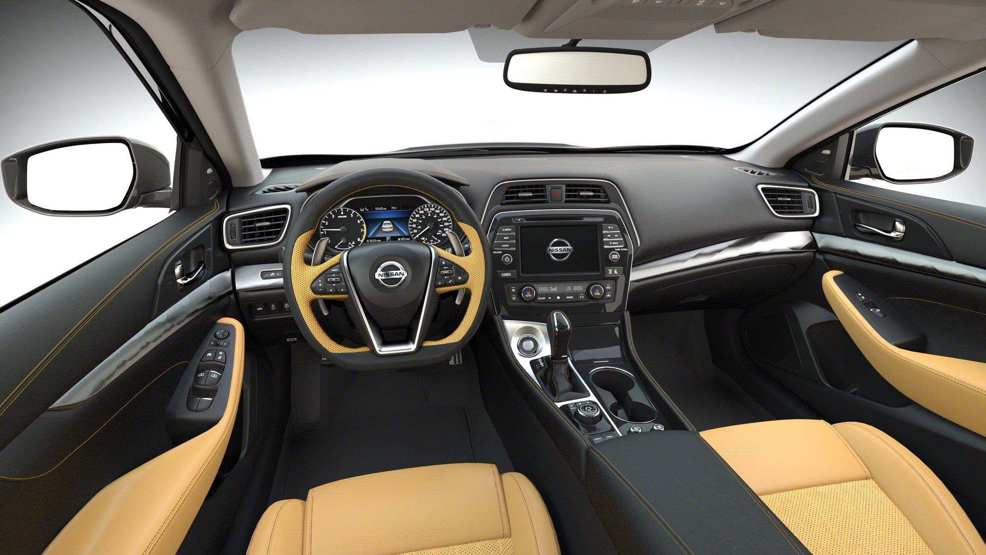 2016 2017 nissan maxima gallery 625173 top speed. Black Bedroom Furniture Sets. Home Design Ideas