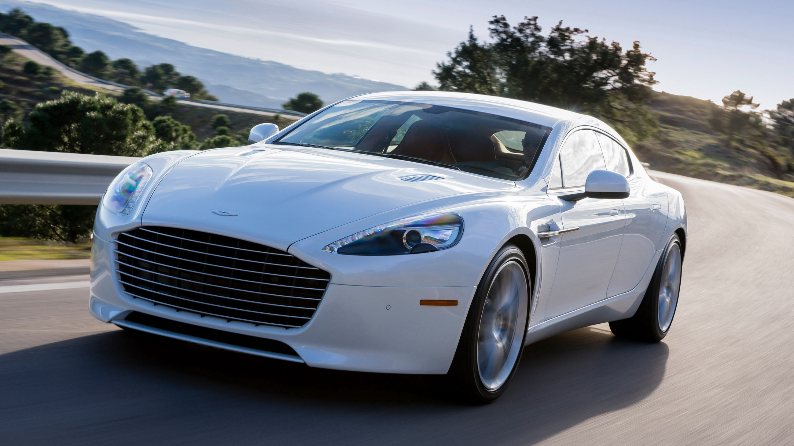 Aston Martin Rapide To Be Replaced By Global Lagonda Sedan And Dbx