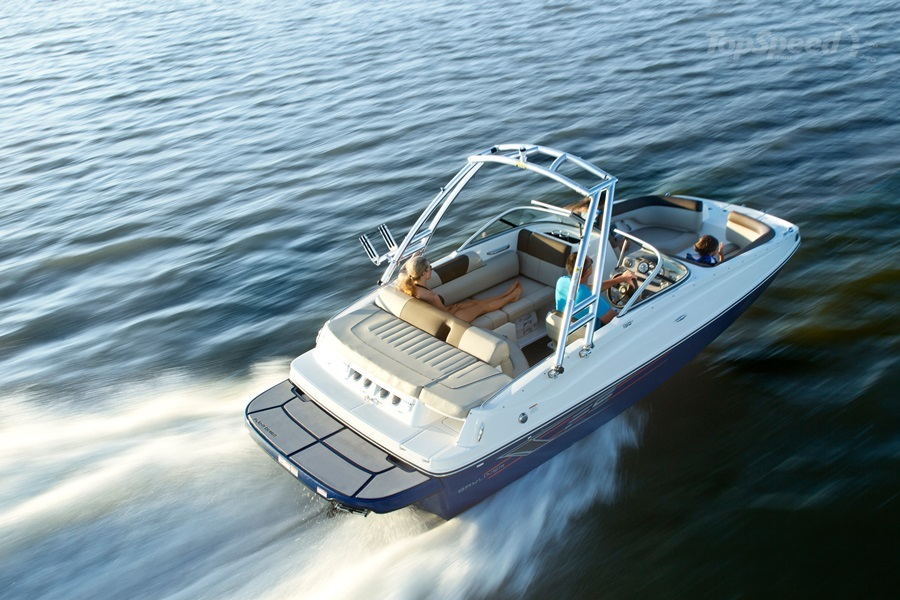 2015 Bayliner 195 Deck Boat - Picture 625257 | boat review ...