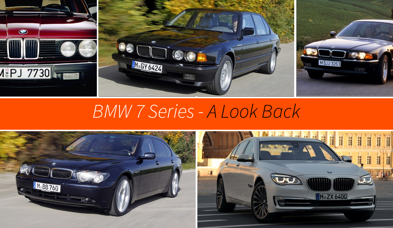 Bmw 7 series a look back top speed bmw 7 series a look back top speed publicscrutiny Images