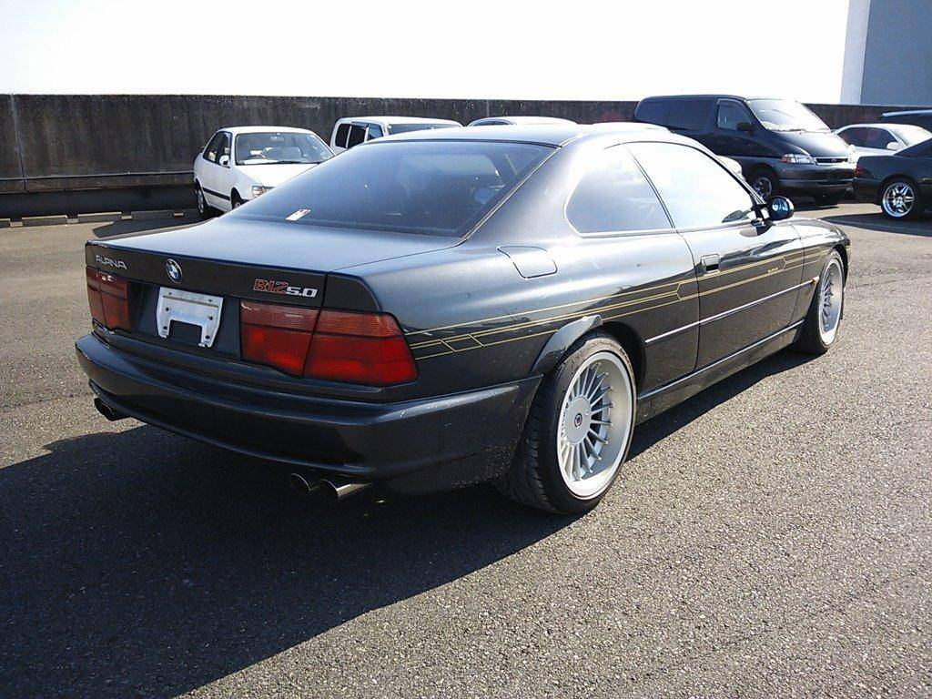 BMW Series By Alpina Top Speed - Bmw 850 alpina for sale