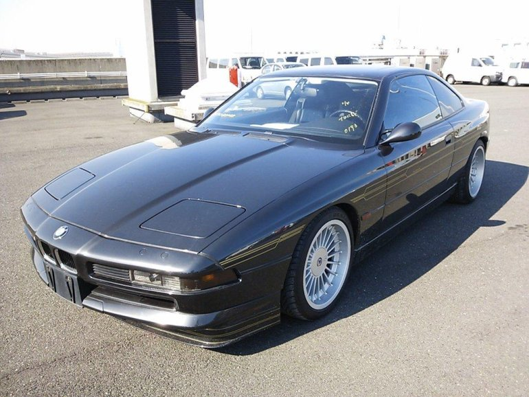 1991 BMW 8 Series By Alpina | Top Speed