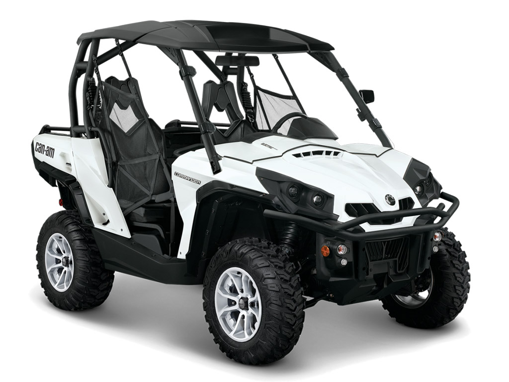 2015 Can Am Commander E Lsv Se Top Speed