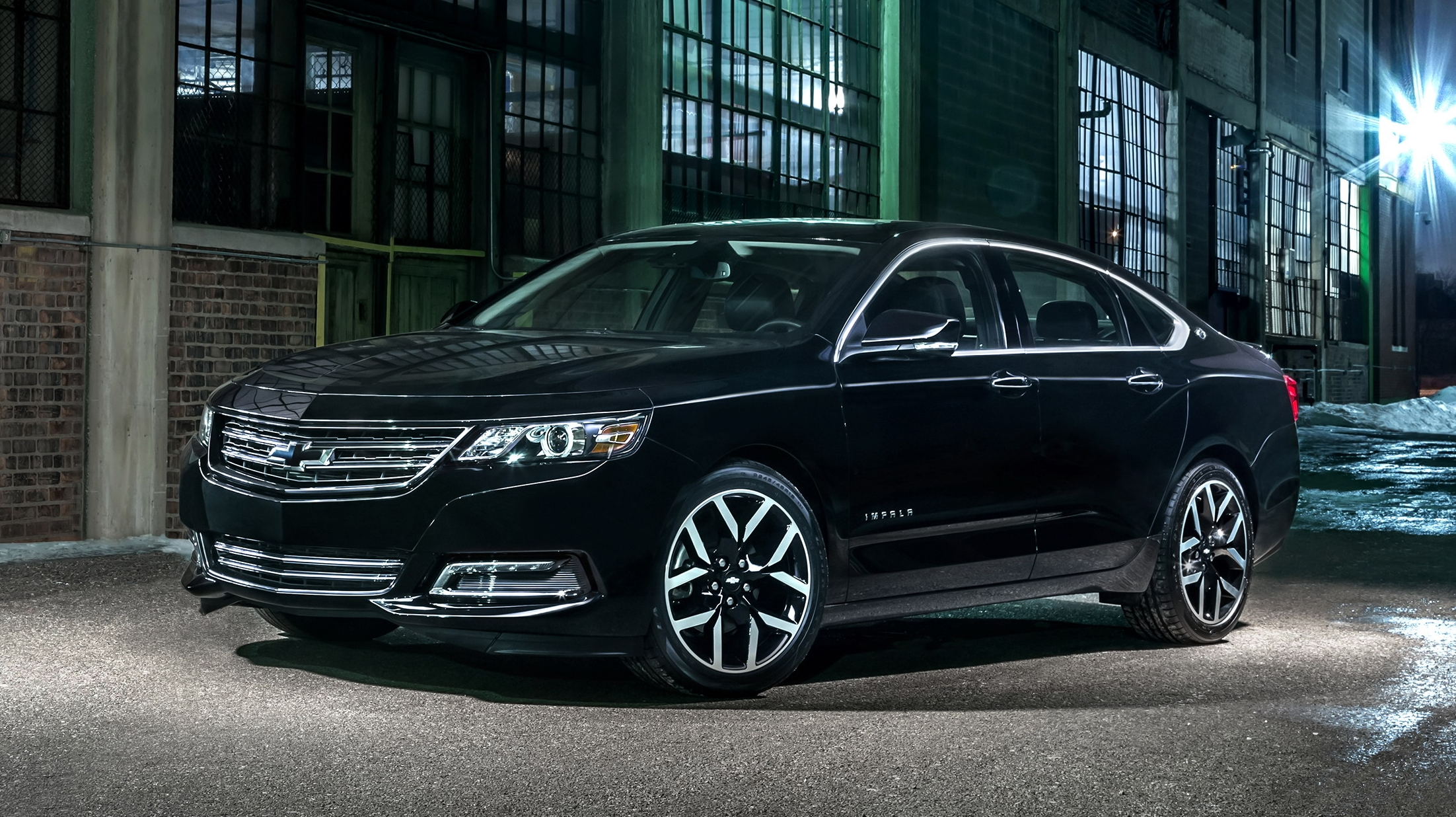 2016 Chevrolet Impala Midnight Edition | Top Speed