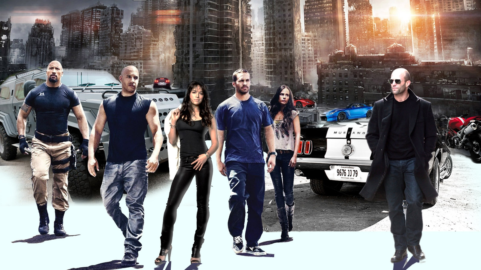 c526ce445de5 The seventh installment of the Fast   Furious franchise opened Friday last  week amid a glut of fanfare and wannabe-racer