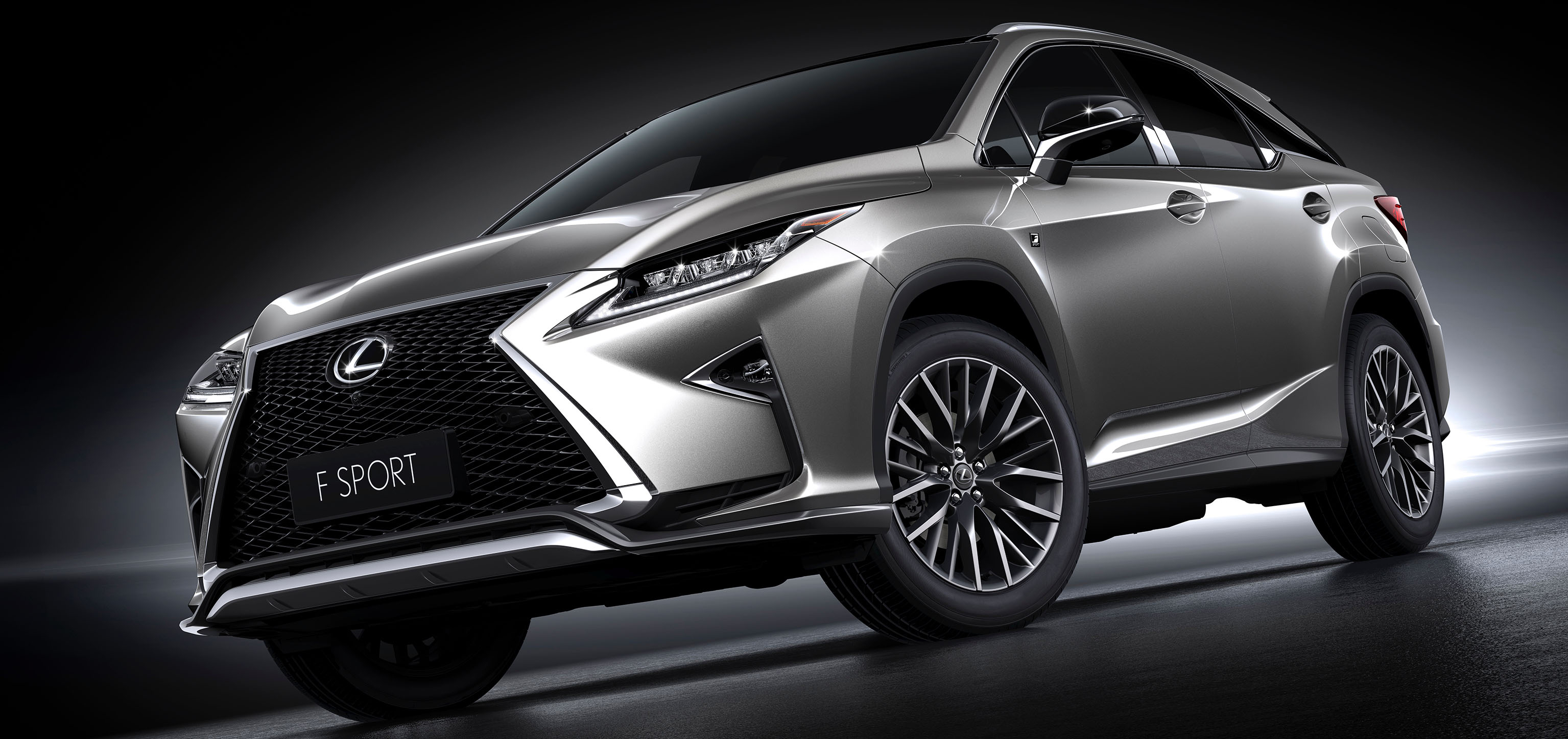 gallery video show news photos autoevolution f suv lexus photo sport rx in nyc models up and