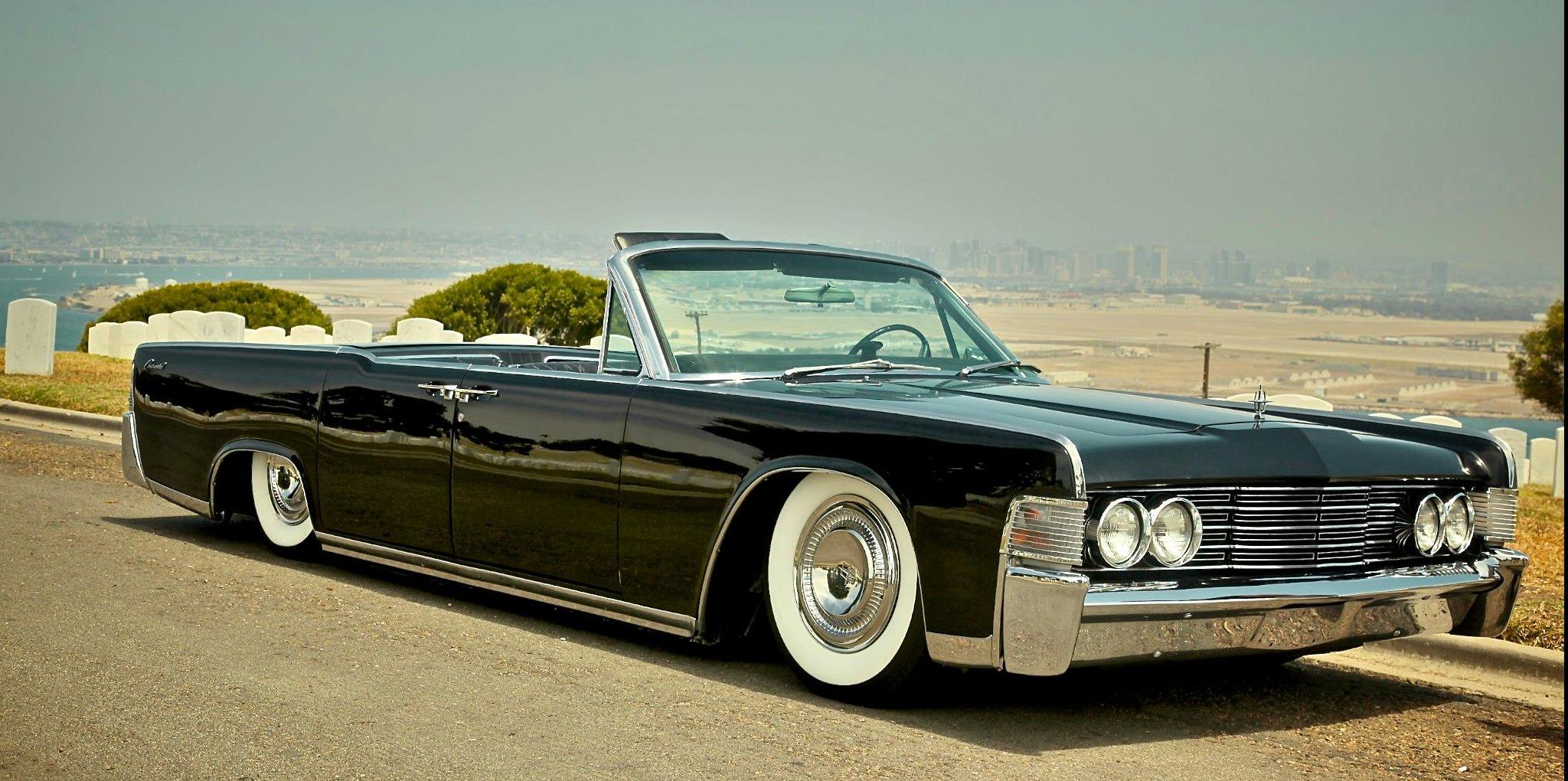 799dd9259a Lincoln Continental  A Look Back