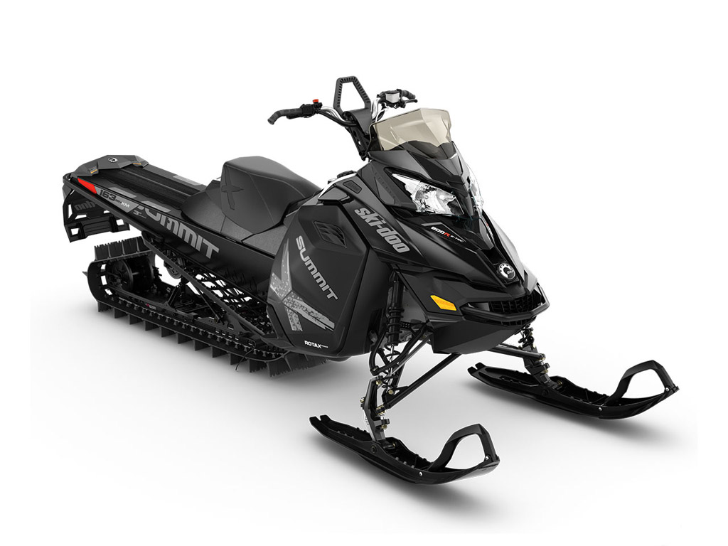 2016 Ski-Doo Summit X With T3 Package | Top Speed