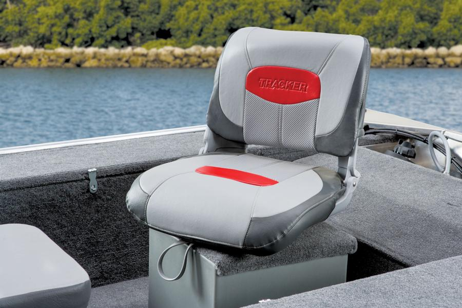 Tracker Pontoon Boats >> 2015 TRACKER Panfish 16 Review - Top Speed