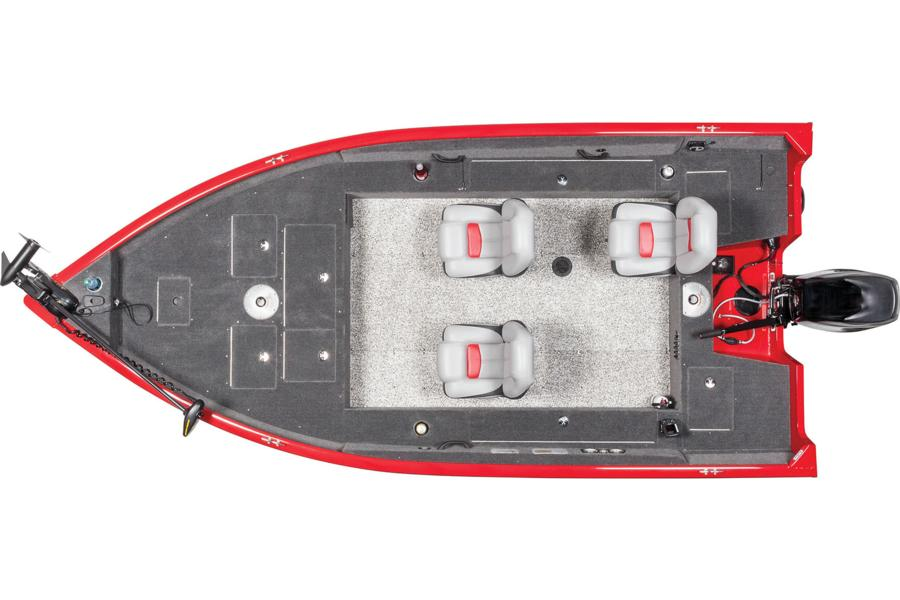 2015 TRACKER Pro Guide V-16 T | Top Speed
