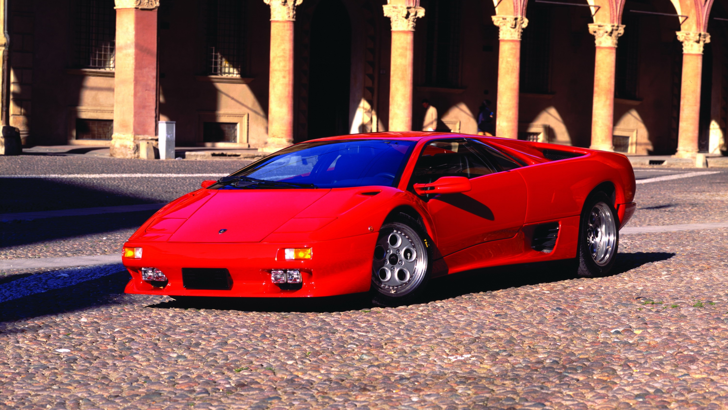 Awesome 1990   2001 Lamborghini Diablo | Top Speed. »