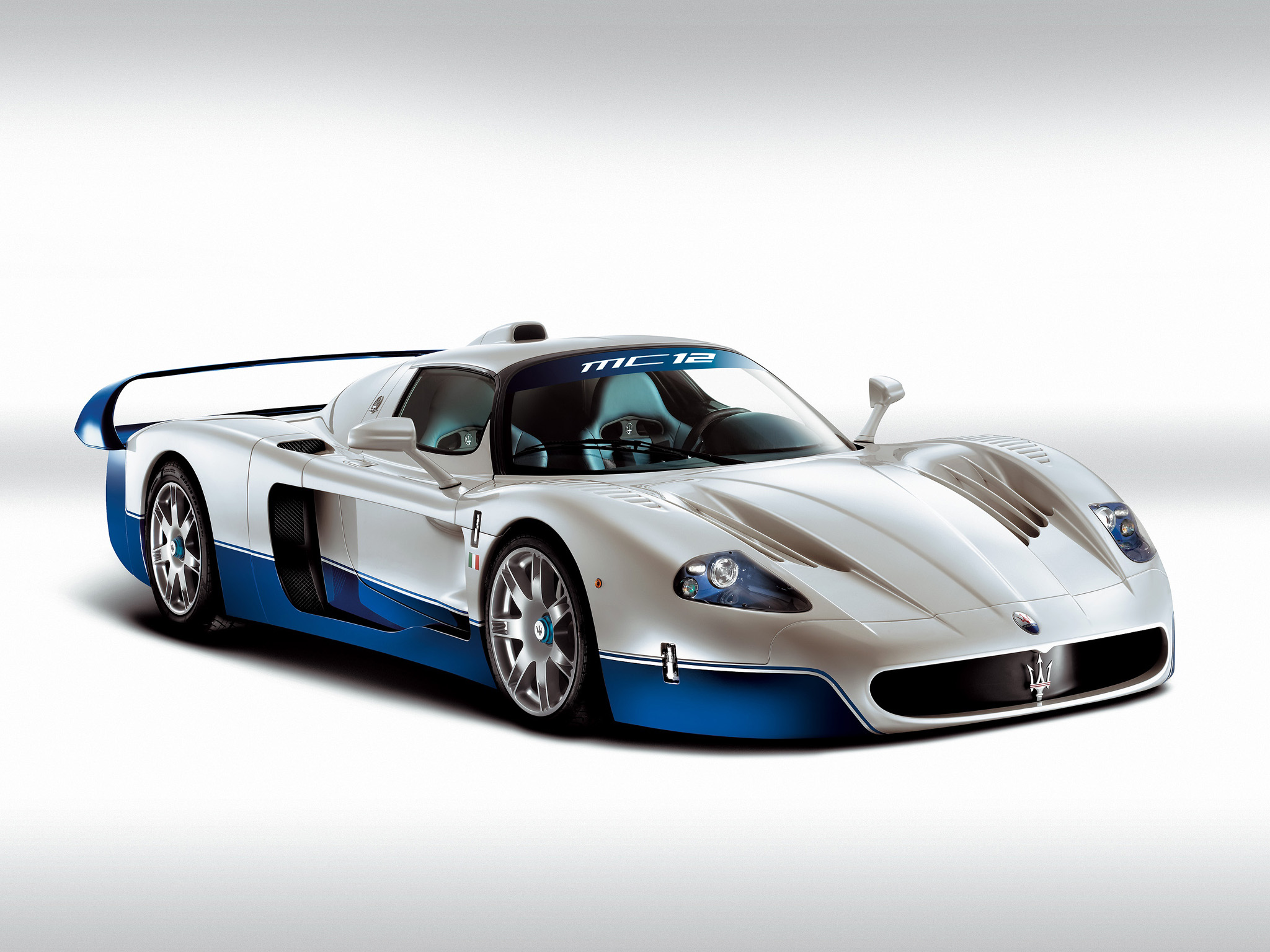 2004 - 2005 Maserati MC12 | Top Speed