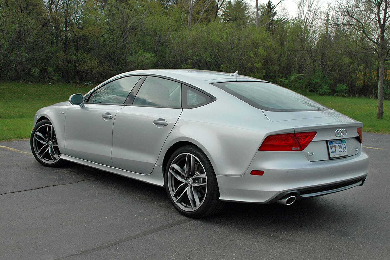 2015 Audi A7 - Driven Gallery 630158   Top Speed