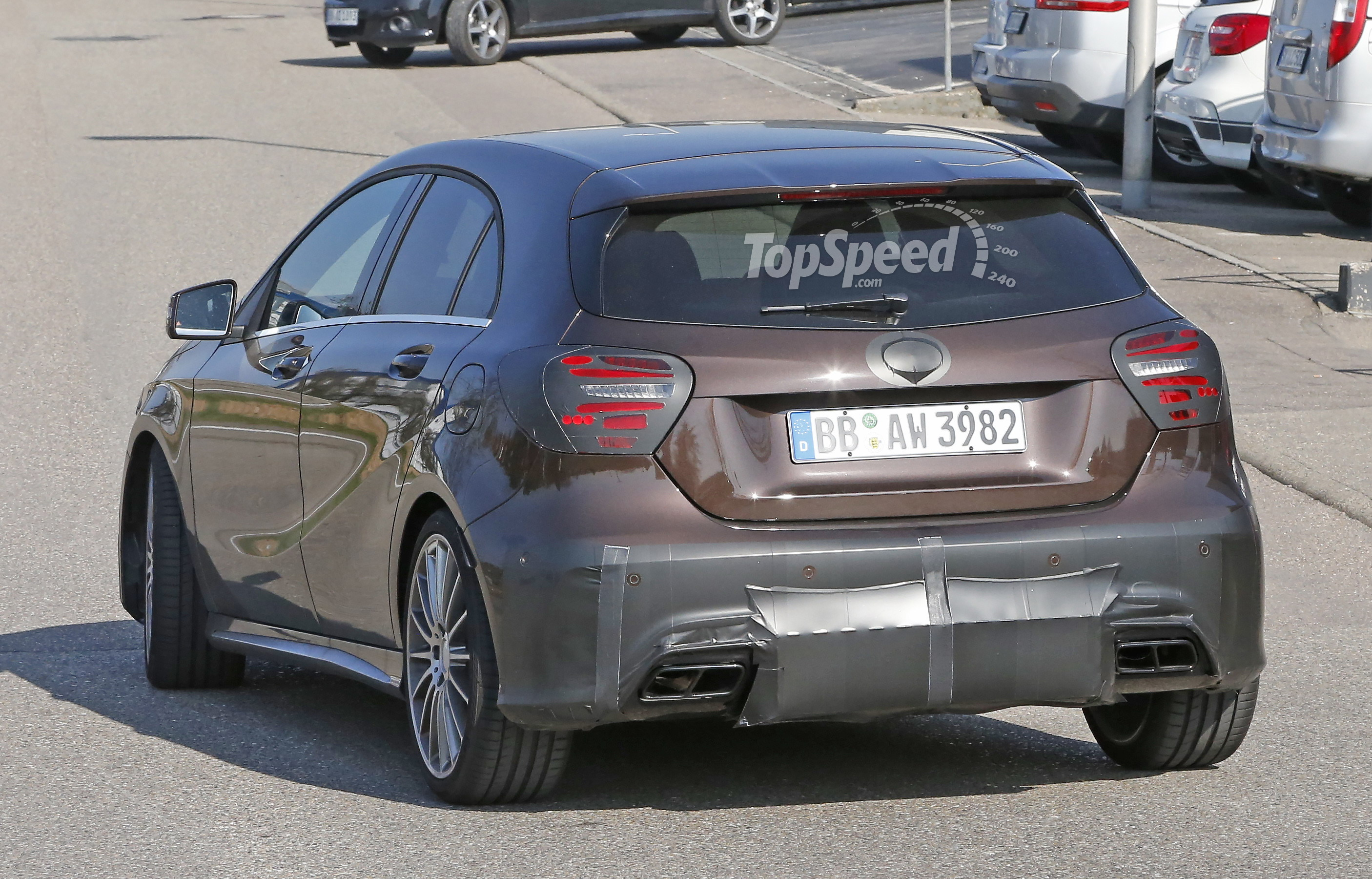 2015 Mercedes Amg A 45 4matic Top Speed