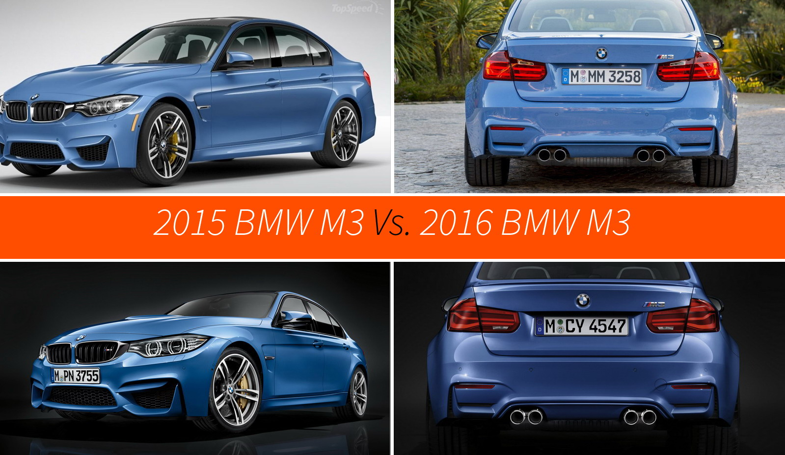 2016 BMW M3 Review   Top Speed. »