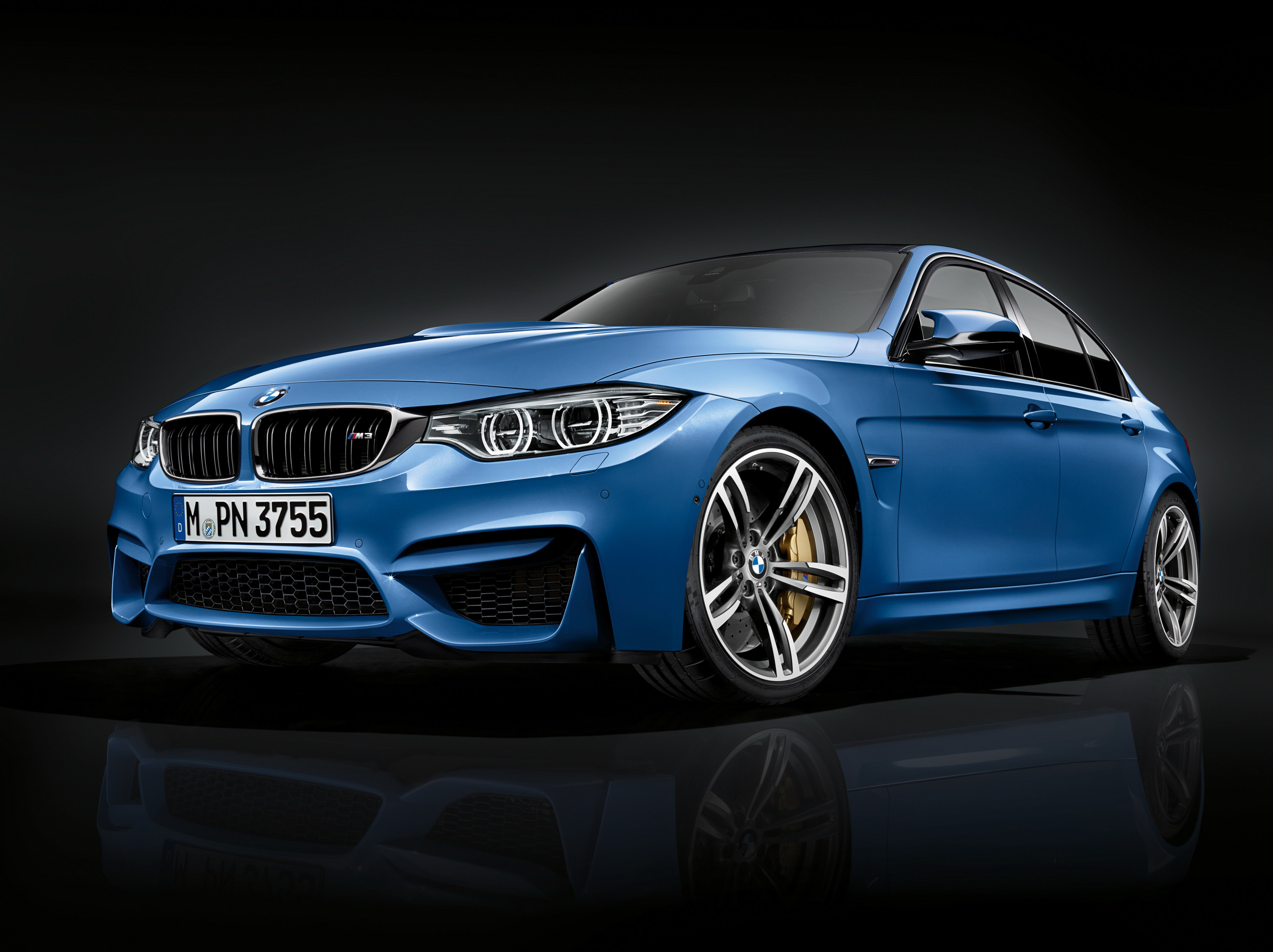 Attractive 2016 BMW M3 | Top Speed. »
