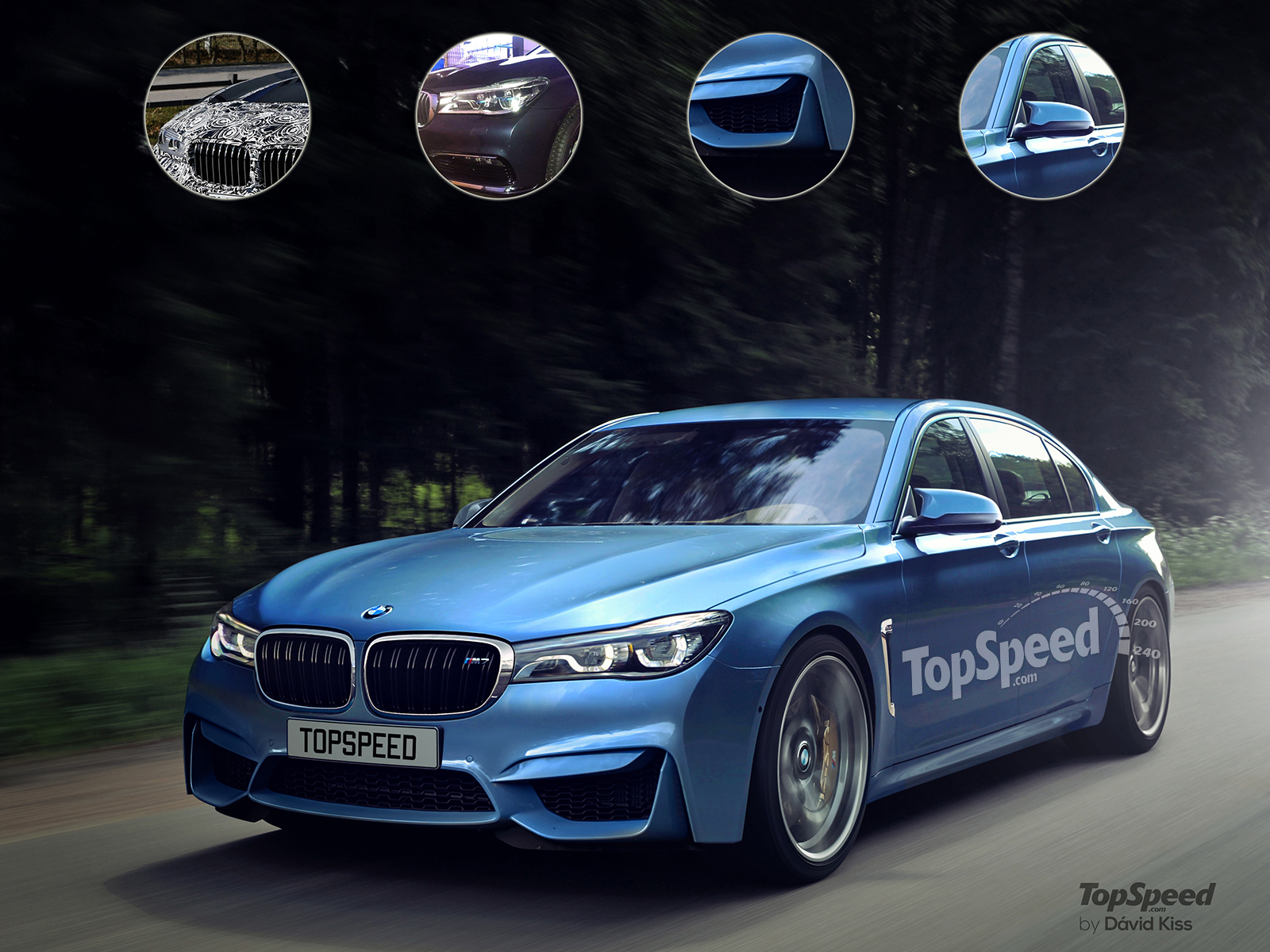 New Trademark Hints That We May Finally See A Real Bmw M7 Top Speed