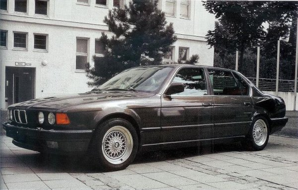 BMW 745i SA   The M7 You Never Knew Existed | Top Speed. »
