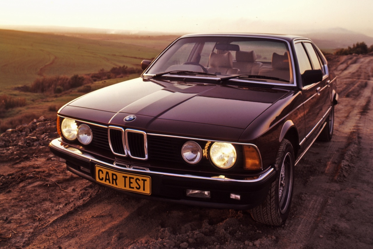 BMW I SA The M You Never Knew Existed News Top Speed - 745 i bmw