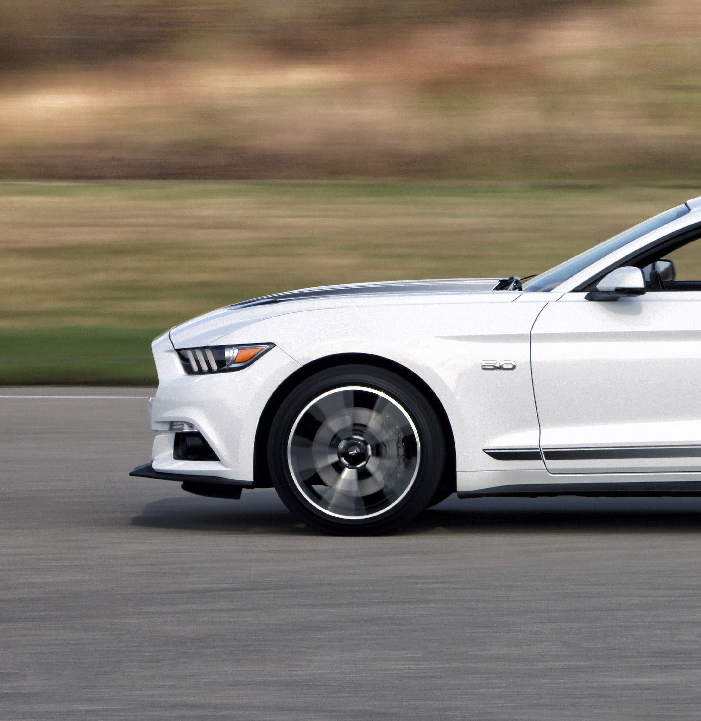 2016 Ford Mustang Top Speed