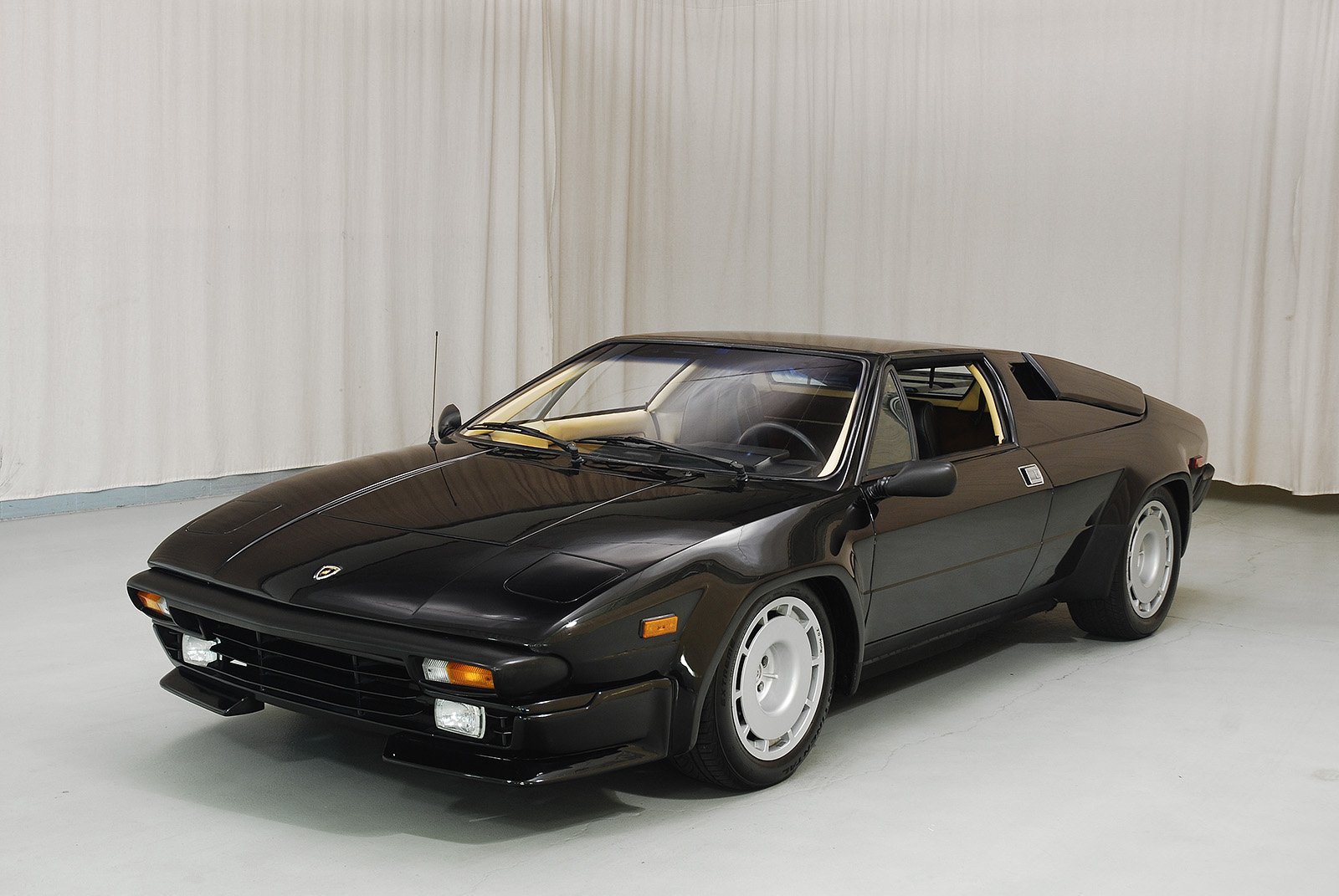 Lamborghini Jalpa Can Be Yours For 115k Top Speed