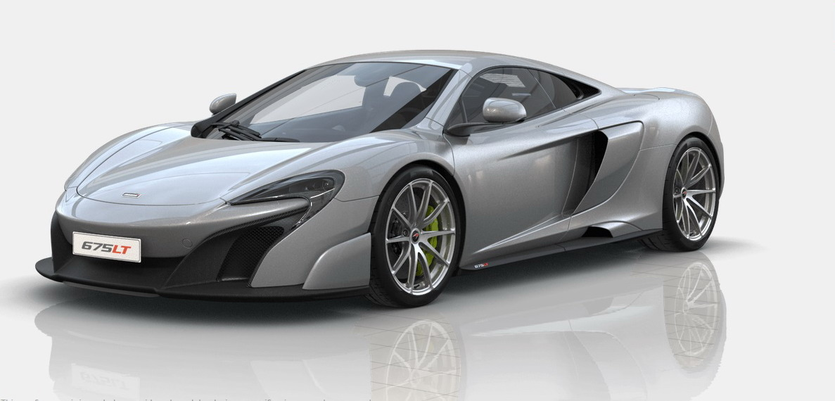 build the mclaren 675lt of your dreams with the new online