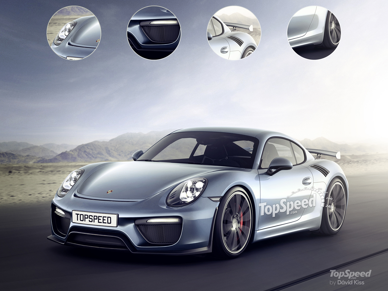 Porsche's GT5 Trademark: What Could It Be? | Top Speed