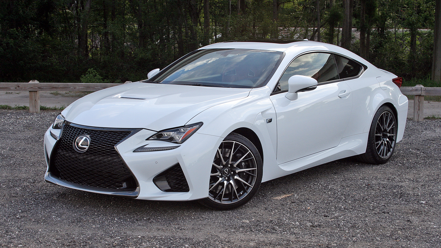 2015 lexus rc f driven top speed. Black Bedroom Furniture Sets. Home Design Ideas