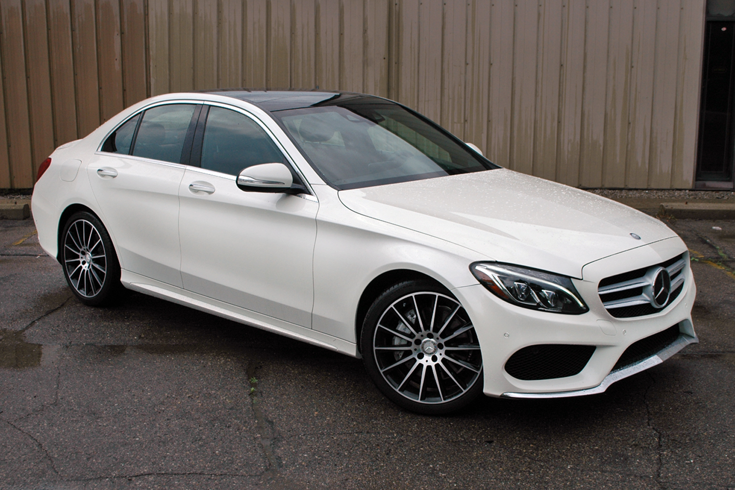 2015 mercedes c400 driven review top speed for 2015 mercedes benz c400