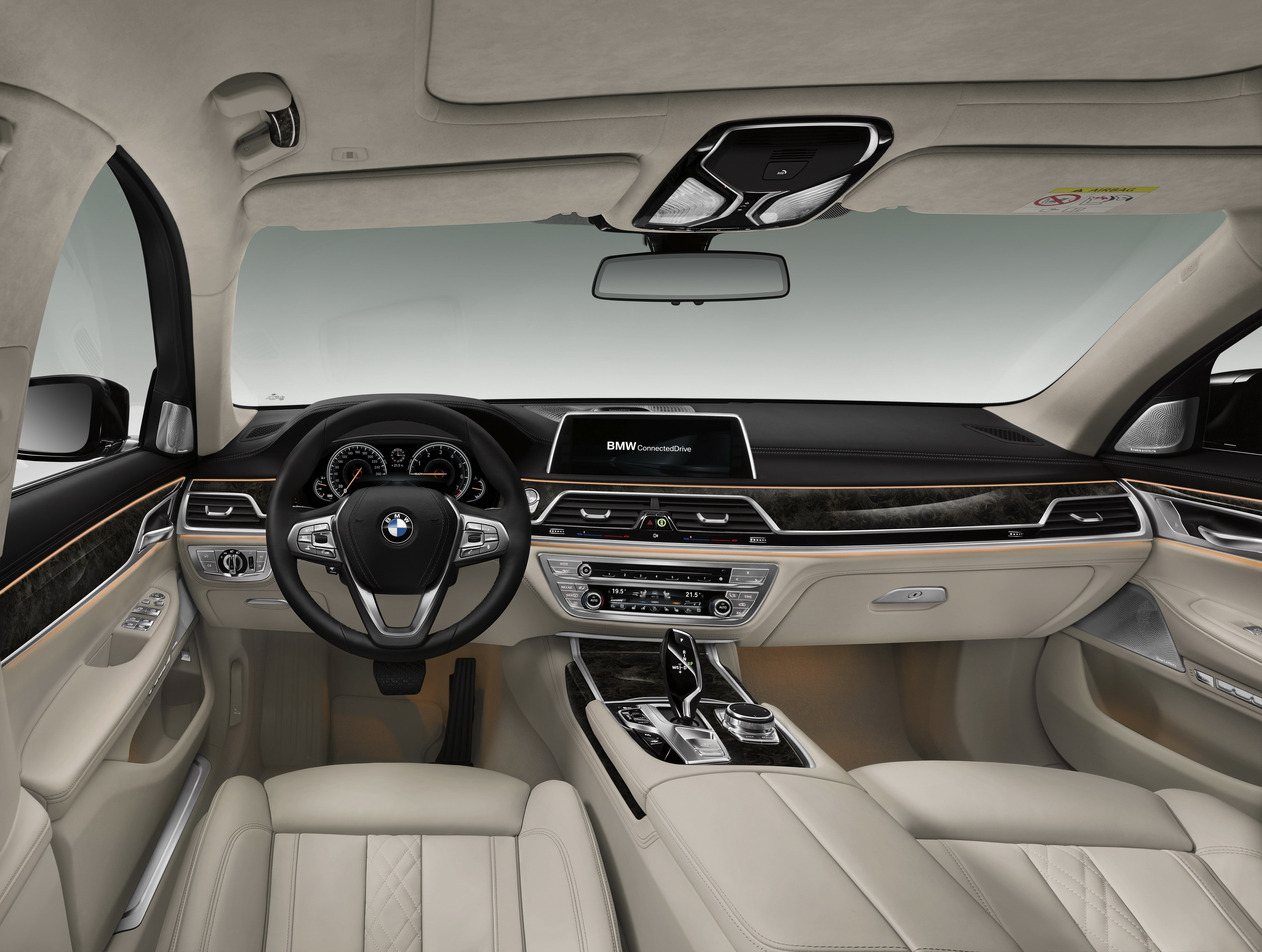 2016 bmw 7 series review - top speed