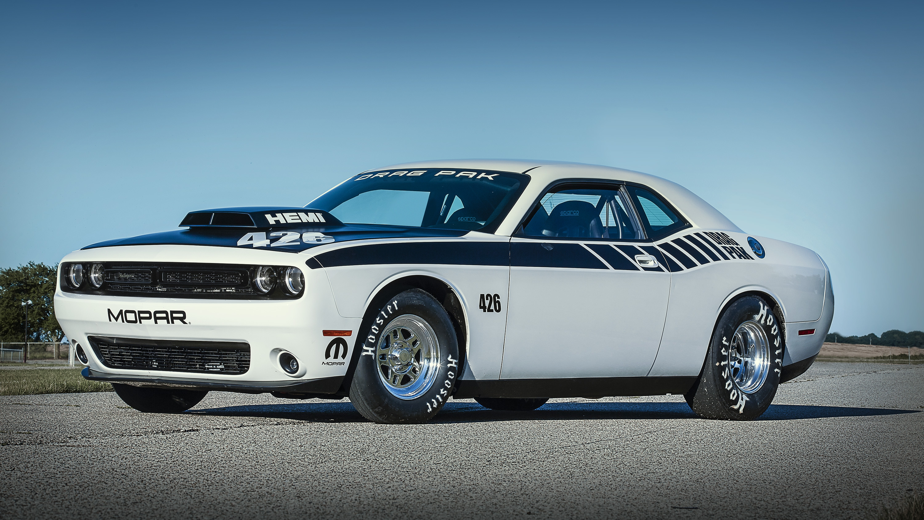 2016 Dodge Mopar Challenger Drag Pak Top Speed