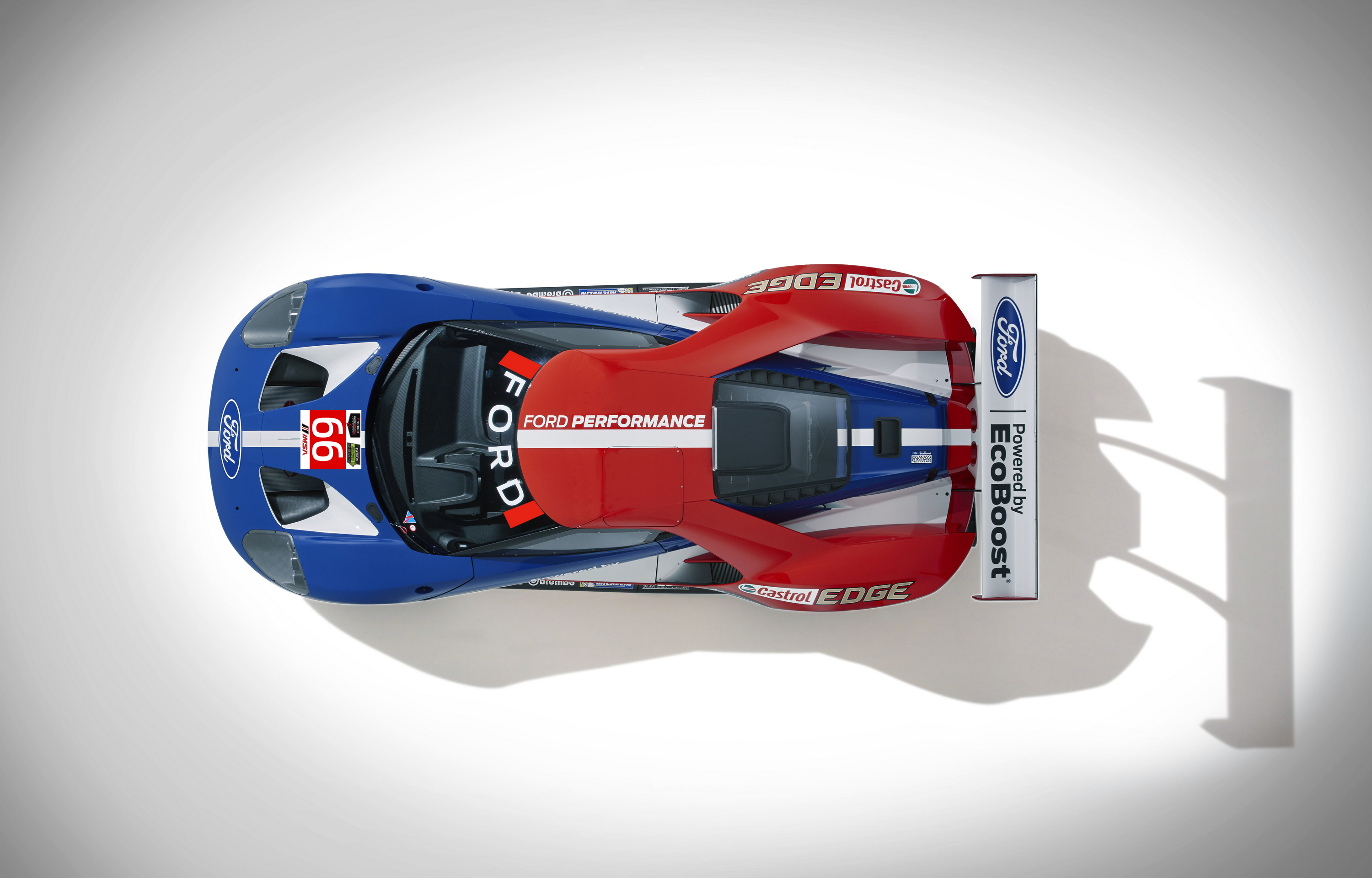 Ford Gt Le Mans Top Speed