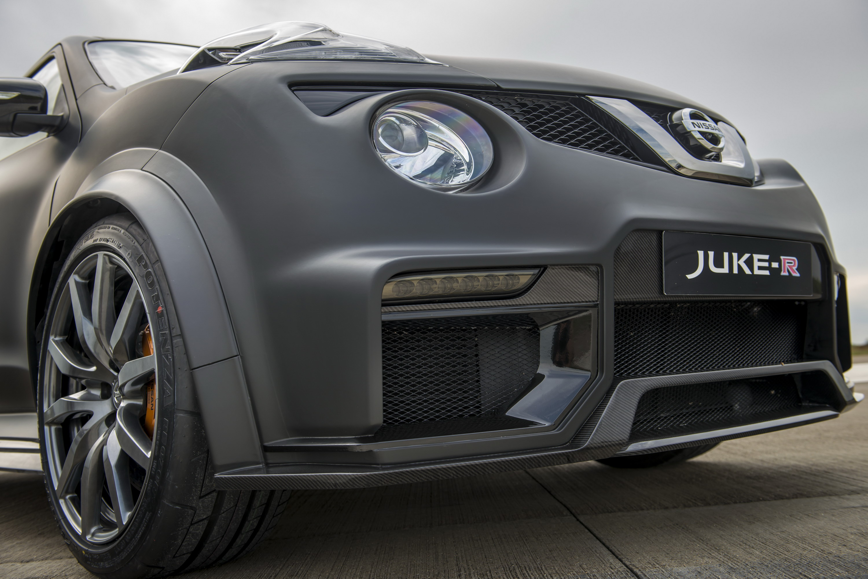 2016 Nissan Juke R 2 0 Concept Review Top Speed