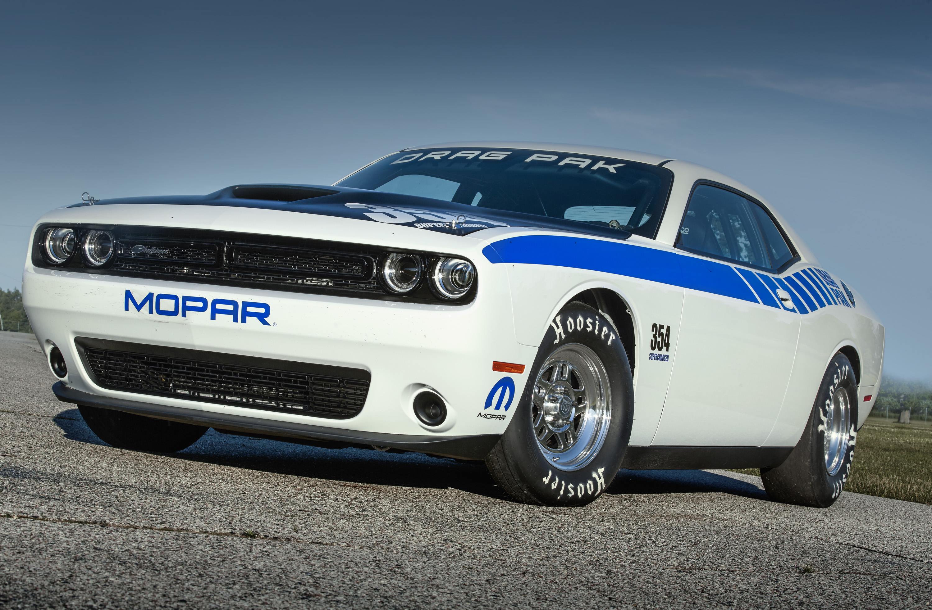 2016 Dodge Mopar Challenger Drag Pak | Top Speed