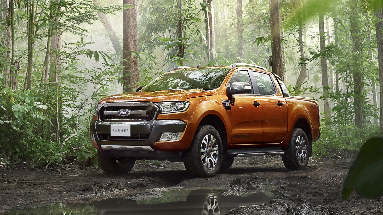 2016 Ford Ranger Wildtrak Pictures Photos Wallpapers Top Speed