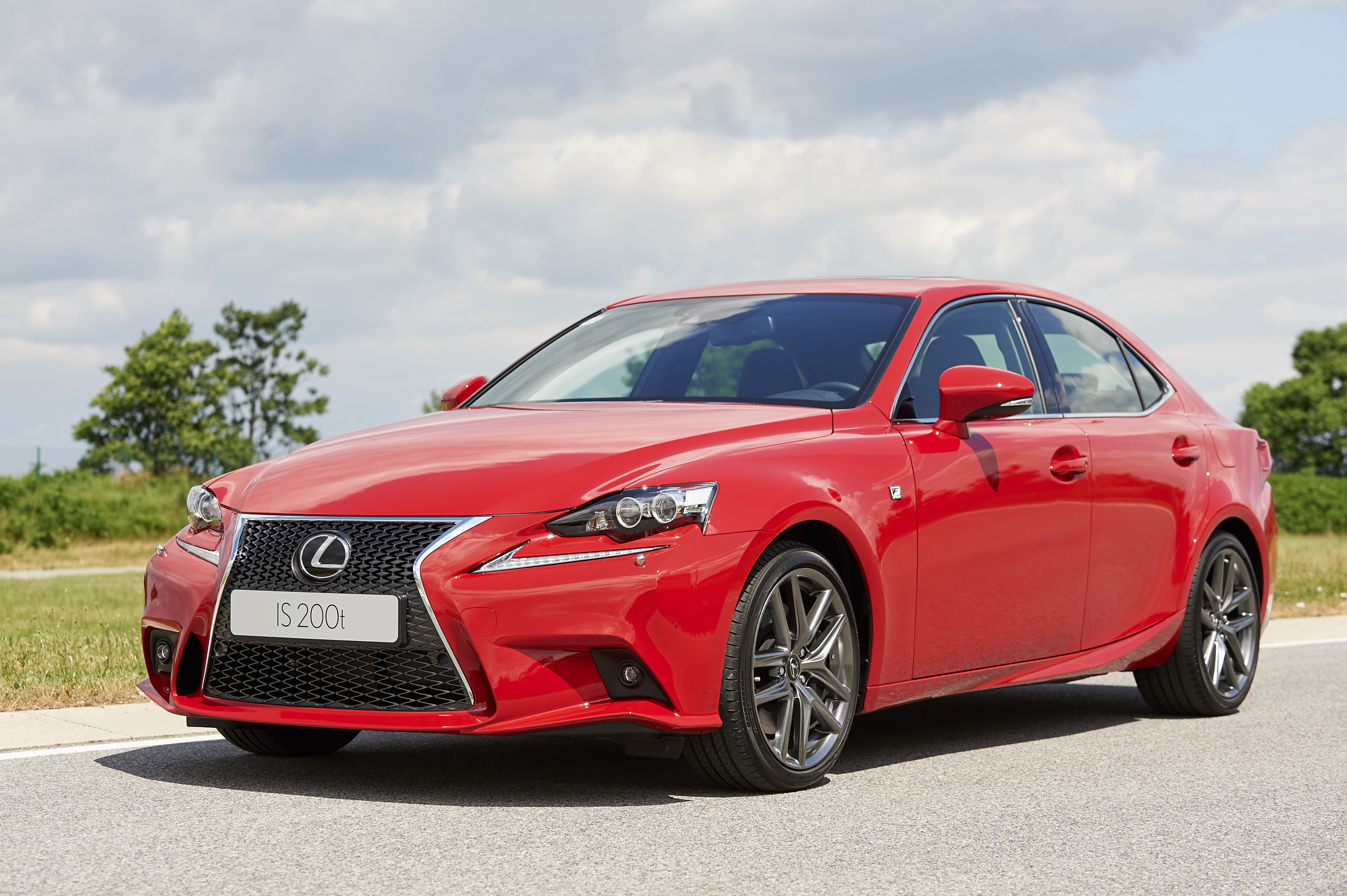 2016 Lexus IS 200t | Top Speed. »