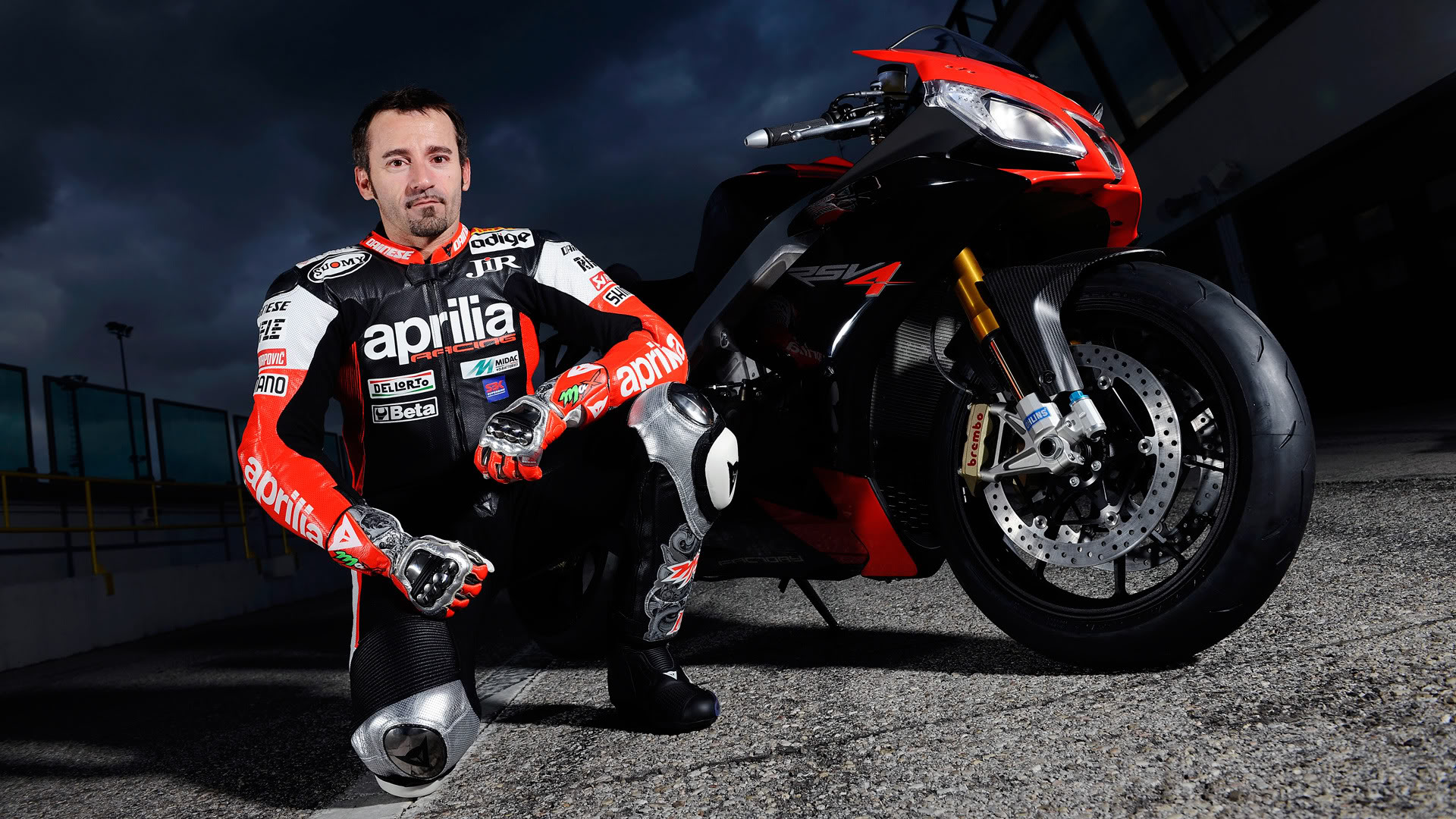 Biaggi knows how to breed