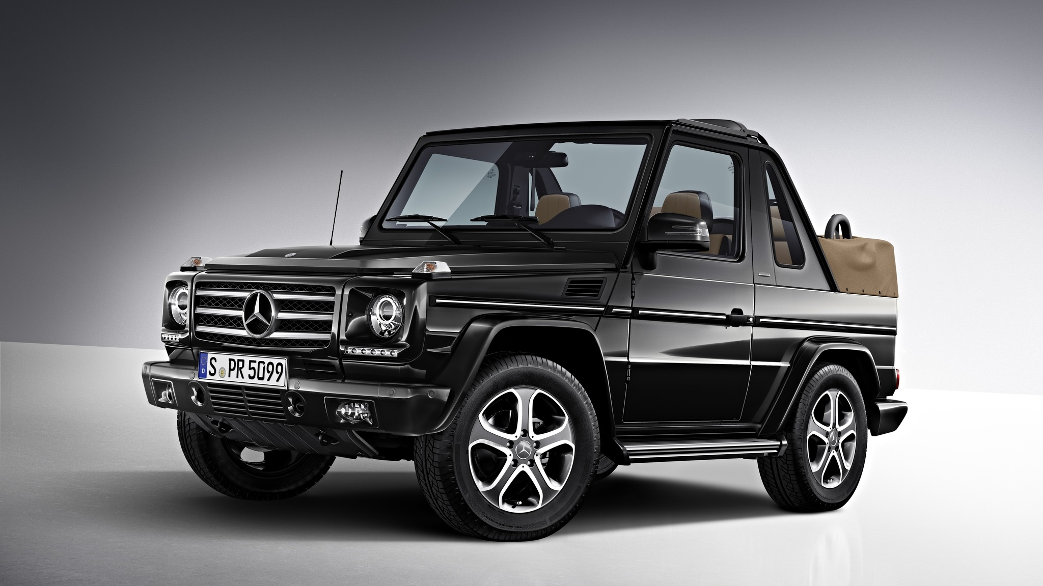 Mercedes-Benz Could Offer A Convertible SUV | Top Speed