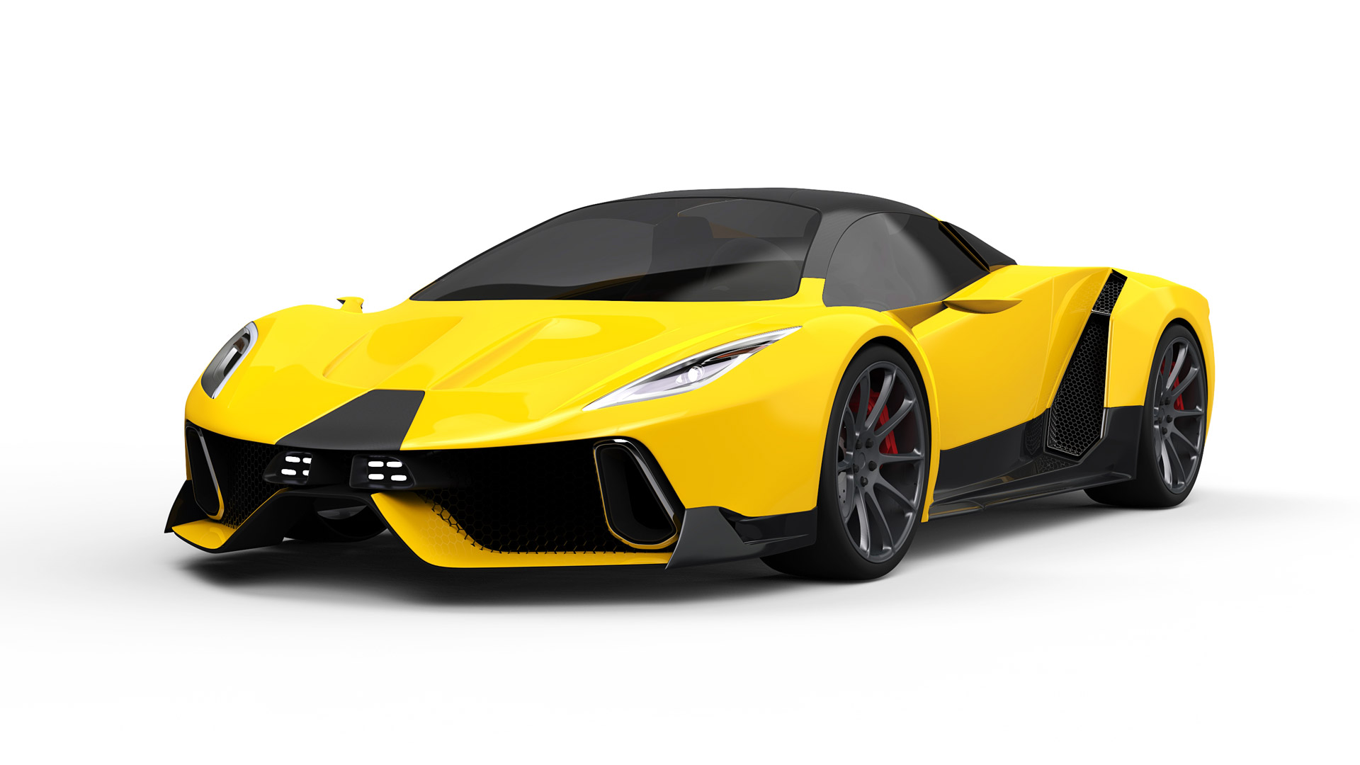 PSC Motors Wants To Build A $75K Supercar | Top Speed