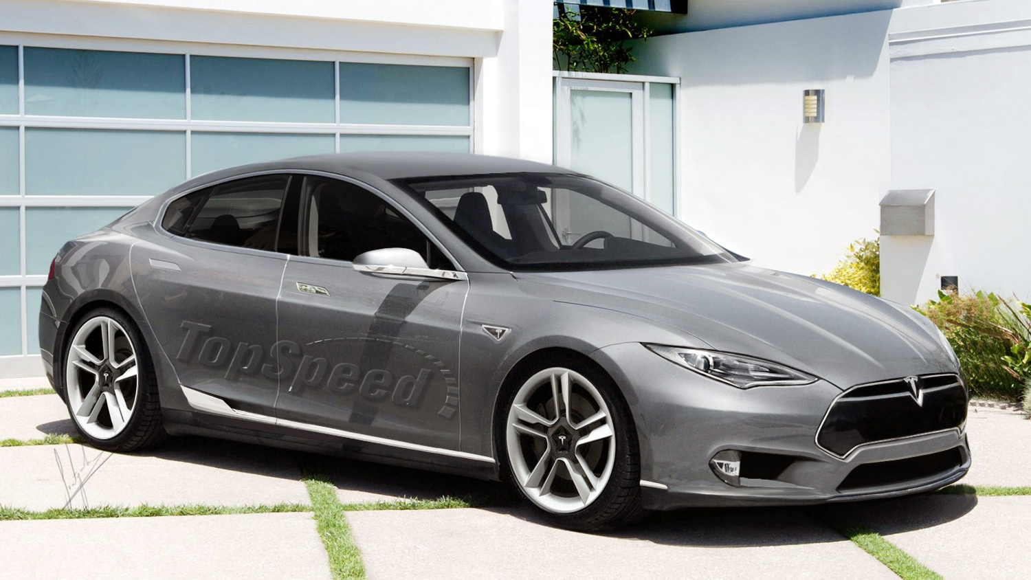 Tesla Model 3 Will Have A Driving Range Of At Least 250 ...