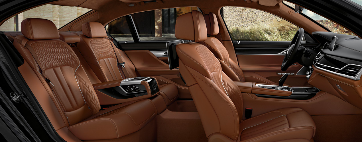 The New 7 Series Customized By BMW Individual | Top Speed. »