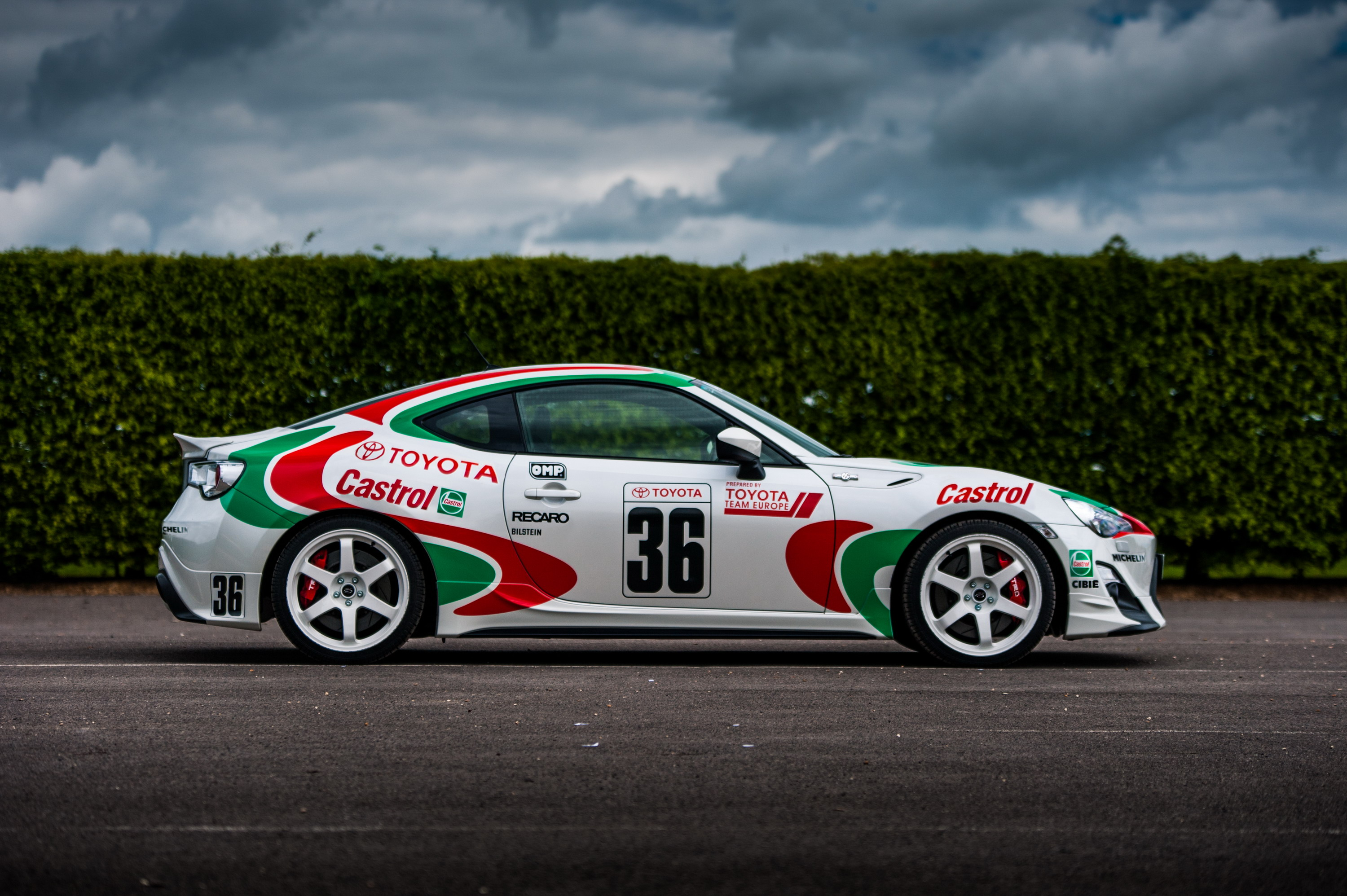 Toyota Pays Tribute To Its Heritage With One-Off Classic Liveries ...