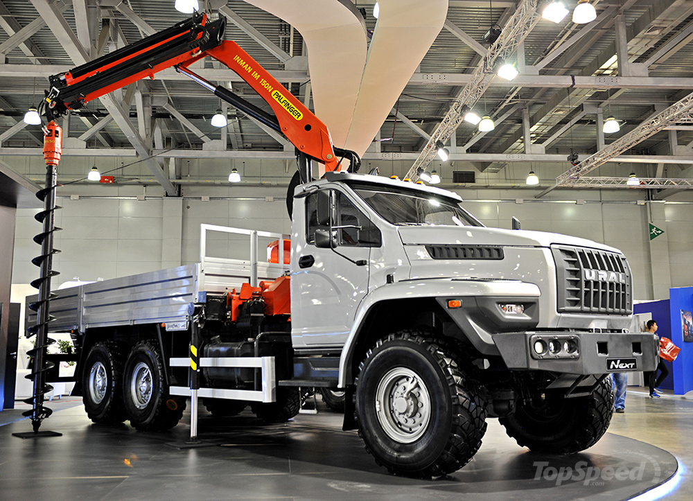 ural next russia 39 s most extreme off road work truck video picture 634352 truck news top. Black Bedroom Furniture Sets. Home Design Ideas