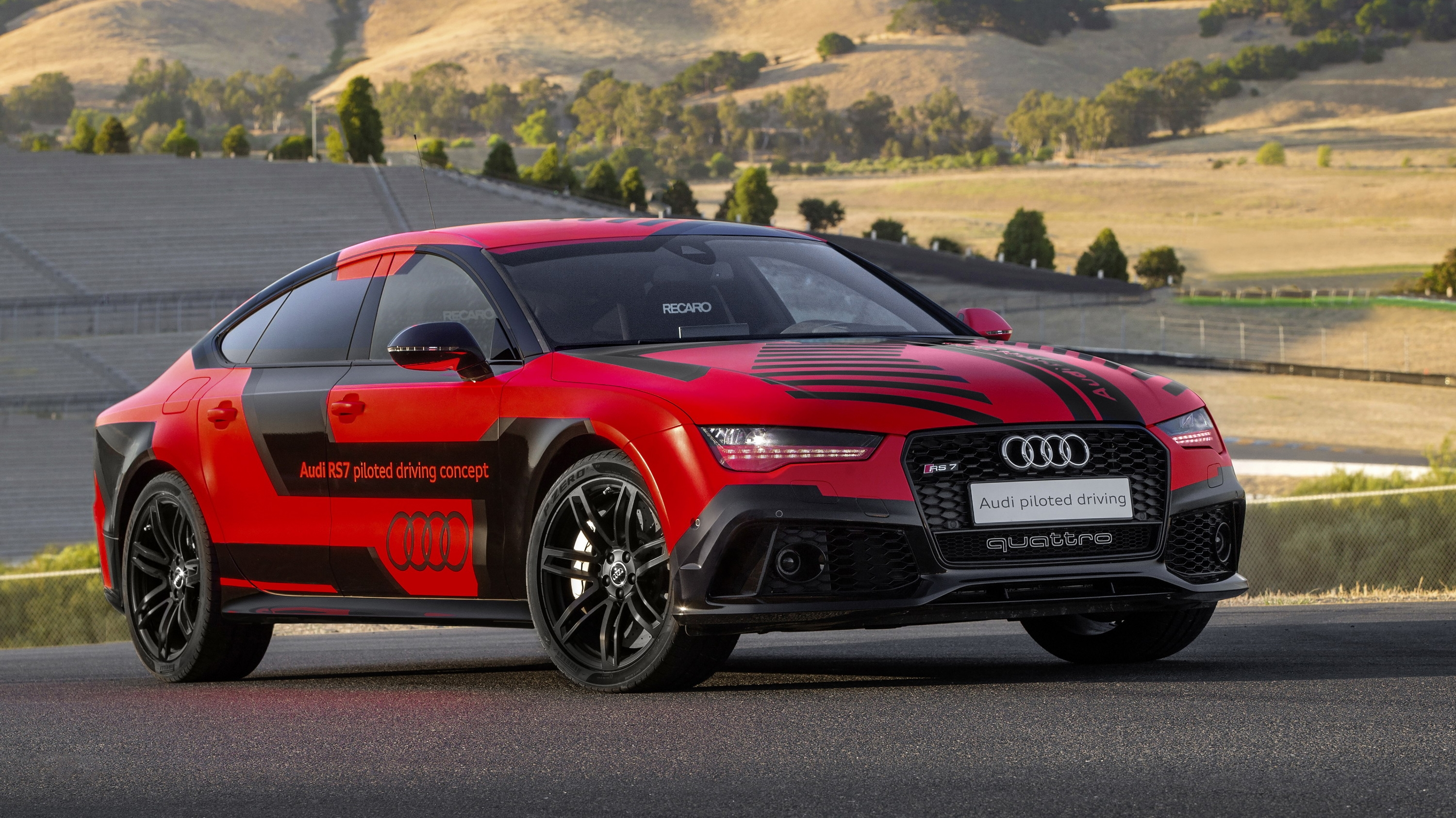 "2015 Audi RS 7 ""Robby"" Piloted Driving Concept Review ... - photo#20"