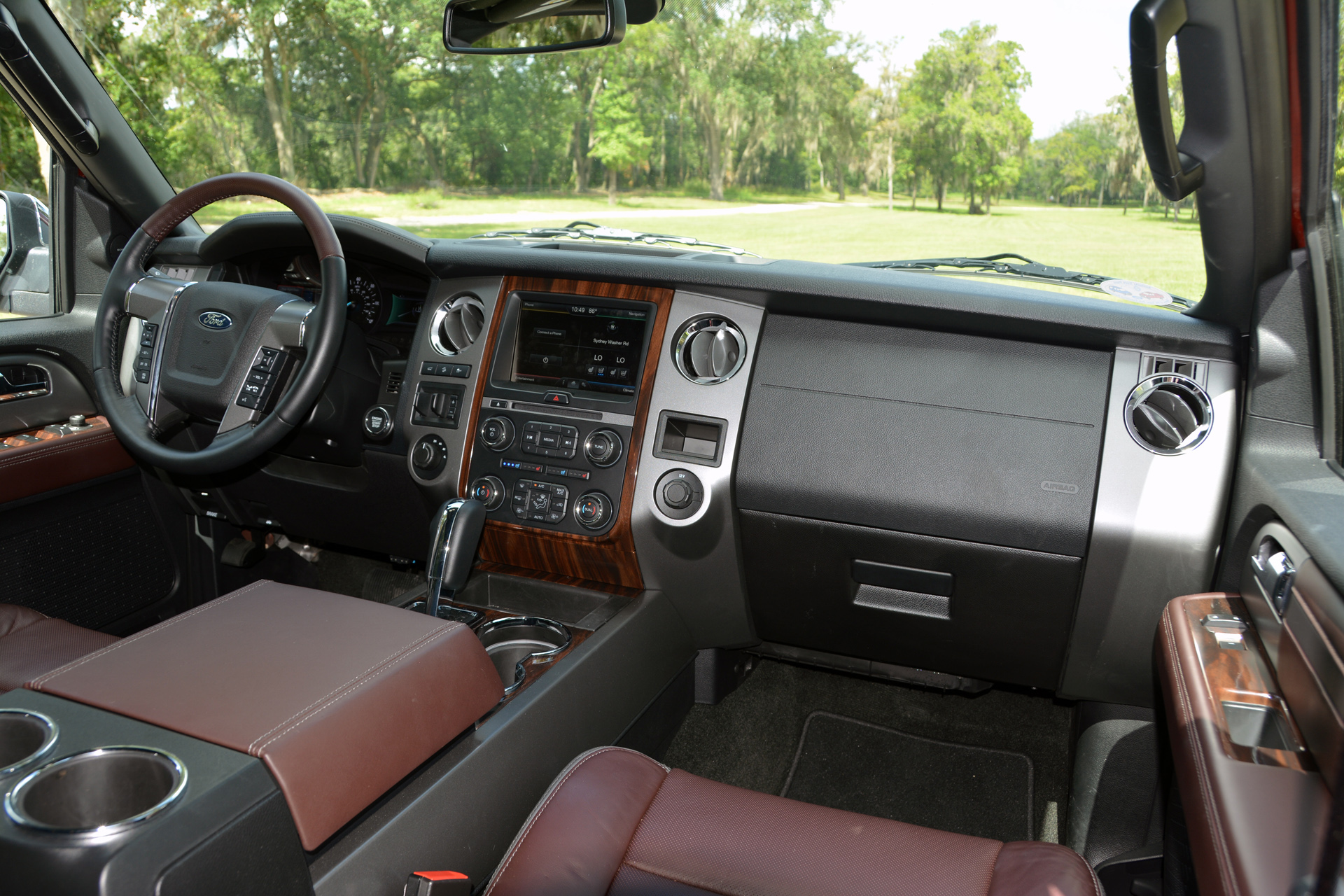 2015 Ford Expedition EL Platinum - Driven | Top Speed