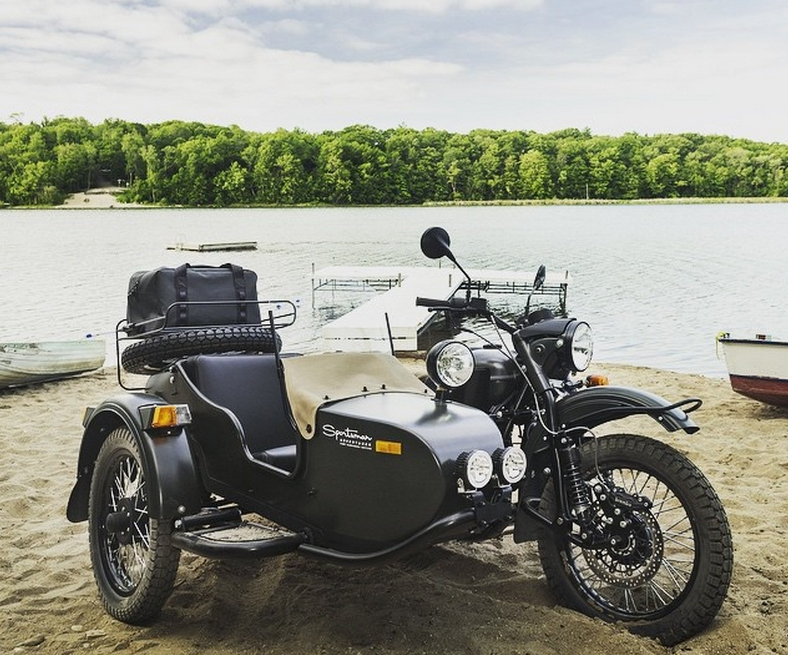 2015 - 2018 Ural Gear-Up | Top Speed