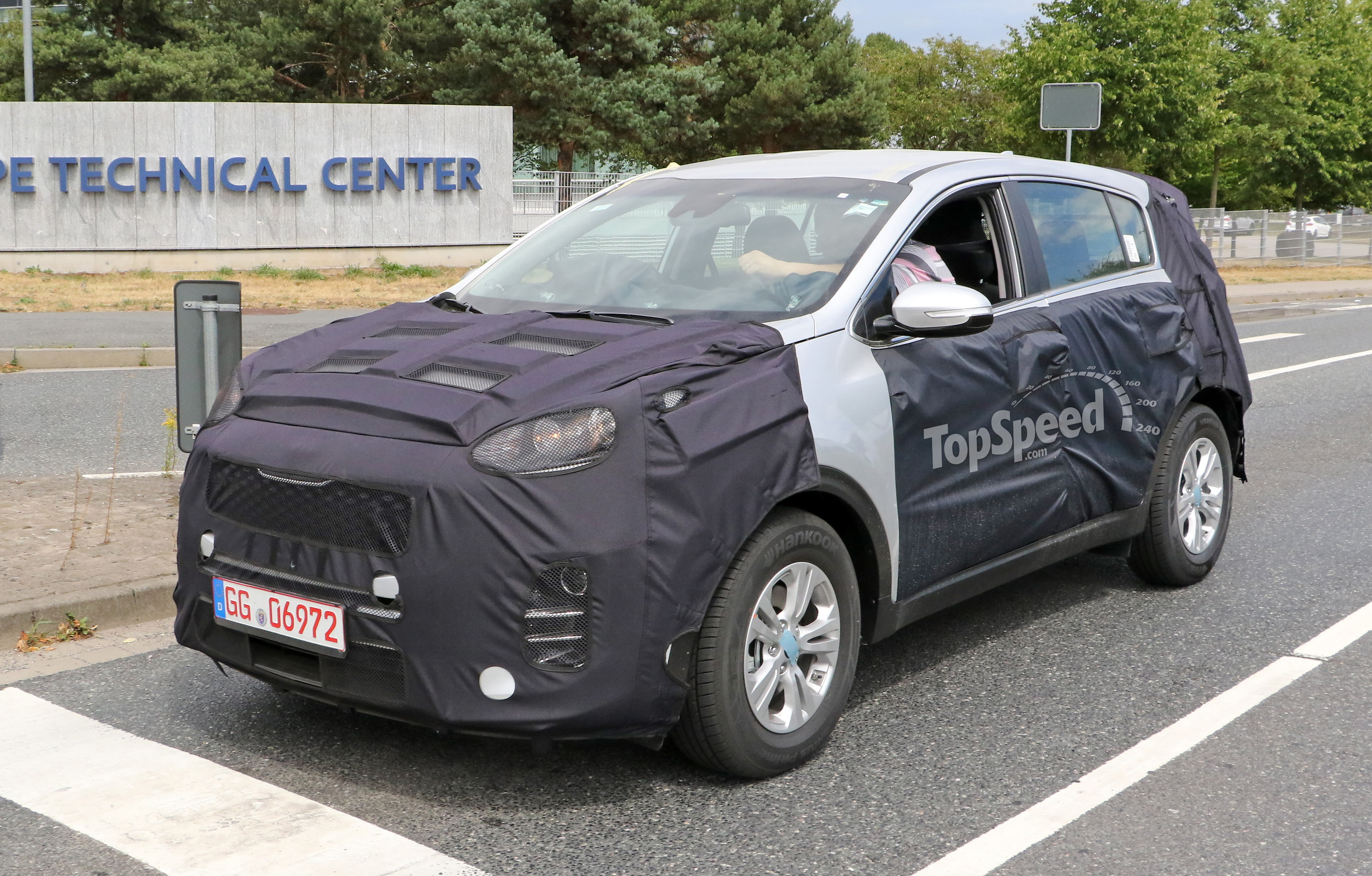 it a here with lots the lot goodies new and kia of comes sportage is news