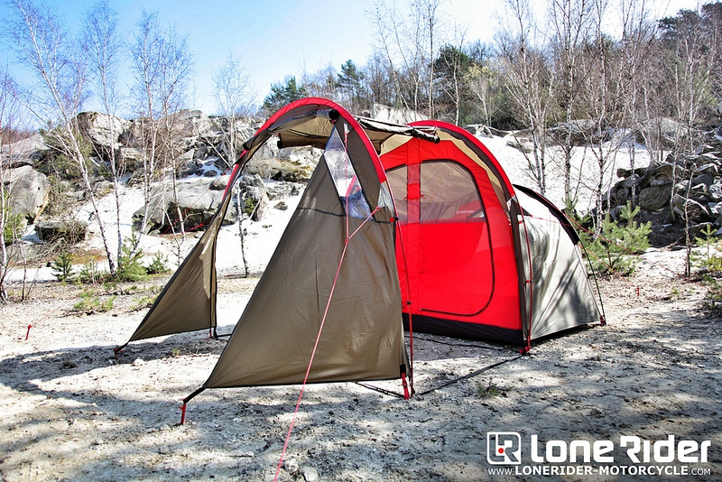 & 5 Best Motorcycle Camping Tents News - Top Speed