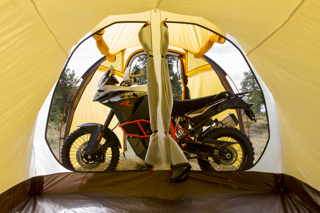 5 Best Motorcycle Camping Tents | Top Speed